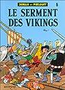 Johan et Pirlouit, tome 5 : Le serment des Vikings par Peyo