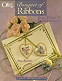 img - for Craft Impressions: A Bouquet Of Ribbons: Pressed Flowers & Ribbon Embroidery book / textbook / text book