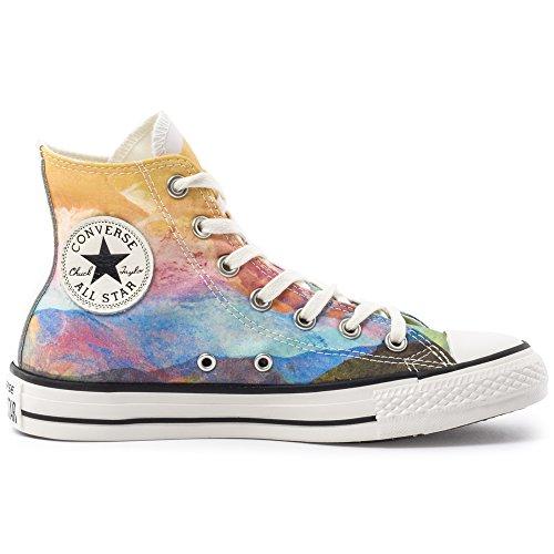 Canvas Chuck Zzz Print Multicolor Hi Multicolore Donna Star Converse Taylor all qZd5Yqw