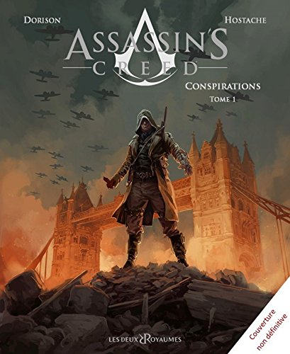 New Assassin S Creed Comics Announced Ya Novel Syndicate Tie In