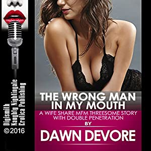 The Wrong Man in My Mouth Audiobook