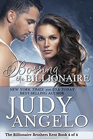 book cover of Bossing the Billionaire