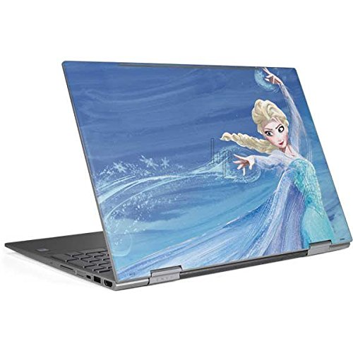 Skinit Frozen Envy x360 15t (2018) Skin - Elsa Icy Powers Design - Ultra Thin, Lightweight Vinyl Decal Protection by Skinit (Image #4)