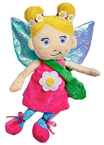 Plush Doll Fairy (The Irish Fairy Door Company - Fairy Friend Plush Layla-Belle)