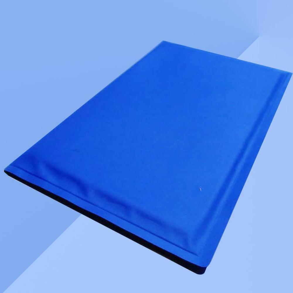 4560cm YunYilian Pet Bolster Dog Bed Comfort Pet Ice Mat Dog mat (Size   45  60cm)