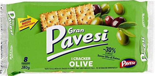 Gran Pavesi Cracker Käuter+Oliven ...