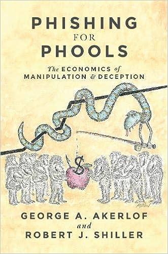 Phishing for Phools: The Economics of Manipulation and ...