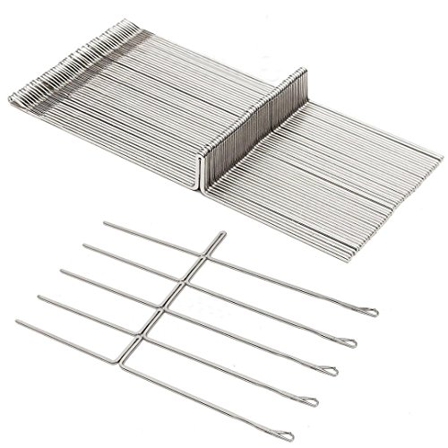 50pcs/set Knitting Machine Needle Steel Needles Set For Knitting Machine Machine KH820 KH830 KH860 KH881 KH868 KH940 KH970 Durable Fabric Sewing DIY Craft Tools