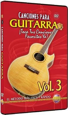 Canciones Para Guitarra 3 [USA] [DVD]: Amazon.es: Cine y Series TV