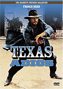 """Texas, Addio (Widescreen)"" [Import]"