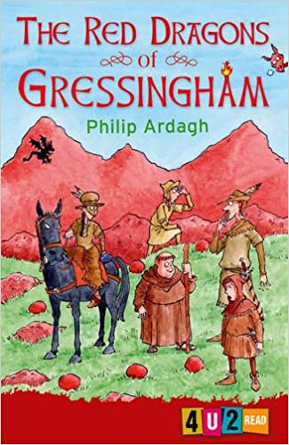 Descargas de libros electrónicos gratis para pdf The Red Dragons of Gressingham. Philip Ardagh (Gressingham Trilogy) 1781120102 by Philip Ardagh ePub