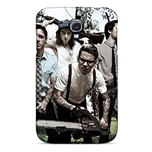 High Quality Shock Absorbing For Case Samsung Galaxy S3 I9300 Cover-rural Rock Band American