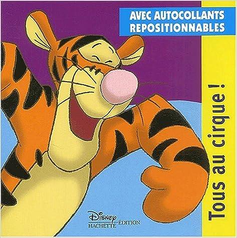 Télécharger en ligne Récré Winnie : Tous au cirque ! epub pdf
