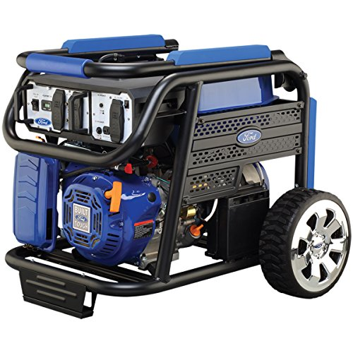 Ford FG9250E U Series 8250W Peak 7500W Rated Portable Gas-Powered Generator with Electric Start