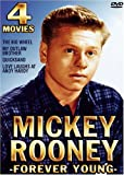 Mickey Rooney: Forever Young 4 Movie Pack [Import]