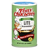 Tony Chachere's Seas Lite Salt, 8-Ounce (Pack of 6)