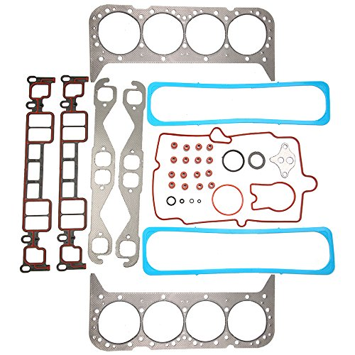 SCITOO Compatible with Head Gasket Sets fit Chevrolet GMC Cadillac 5.7L1996-2002 Engine Head Gaskets Automotive Replacement Gasket Sets