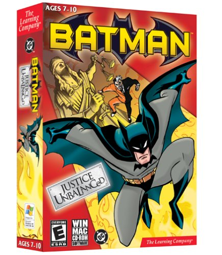 Batman Justice Unbalanced - PC/Mac