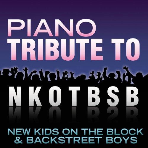 Piano Tribute to New Kids on Block (New Kids On The Block Backstreet Boys)