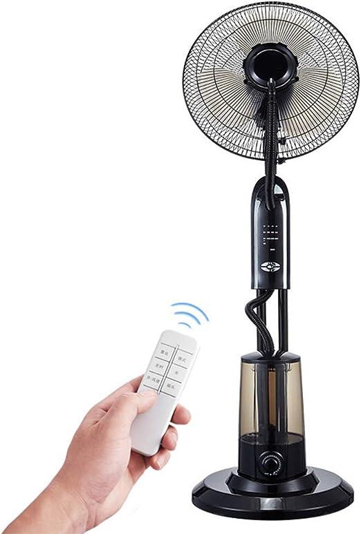 Pulverice El Ventilador Del Piso Atomizador Ultra Silencioso Del ...