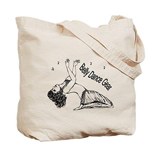 CafePress–Art2_ Bumper–Gamuza de bolsa de lona bolsa, bolsa de la compra