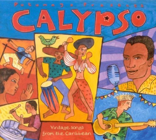 Price comparison product image Putumayo Presents Calypso: Vintage Songs from The Caribbean by Various Artists (2002-11-12)
