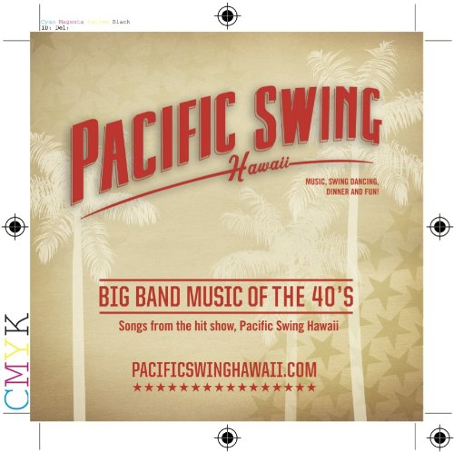 Pacific Swing Hawaii: 1940s USO Style Big Band Music Soundtrack