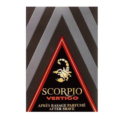 Escorpión - para después del afeitado - Vértigo - Botella de 100 ml Scorpio