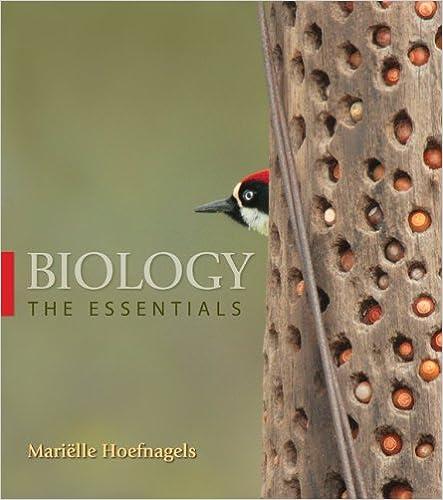 biology the essentials hoefnagels