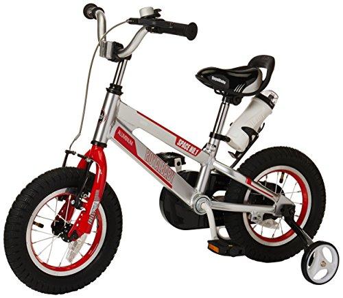 Royalbaby Space No. 1 Aluminum Kid's Bike, 12 inch Wheels, S
