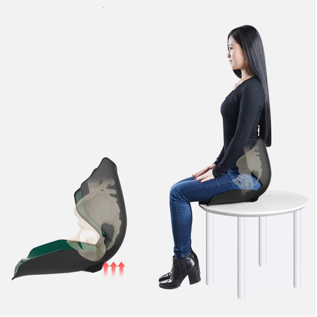 Cushion, Waist Protector, Hip Cushion, Orthosis, Sitting Posture, Pregnant Woman, Artifact, Decompression Office (color : Blue) by Asdfooo (Image #6)