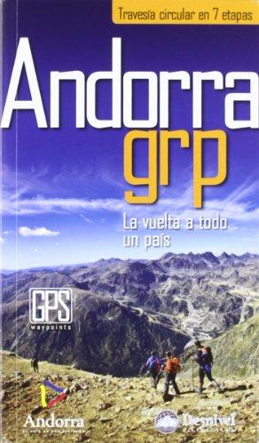 Descargar Libro Andorra Grp - Travesia Circular En 7 Etapas Andorra Turisme