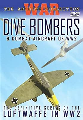 Dive Bombers and Combat Aircraft of Ww2 [Import anglais]