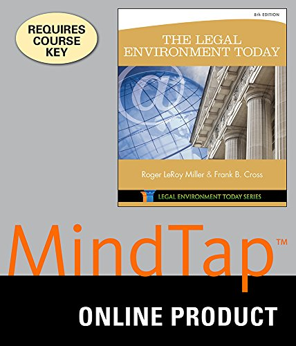 mindtap-business-law-for-miller-cross-the-legal-environment-today-for-miller-cross-the-legal-environ