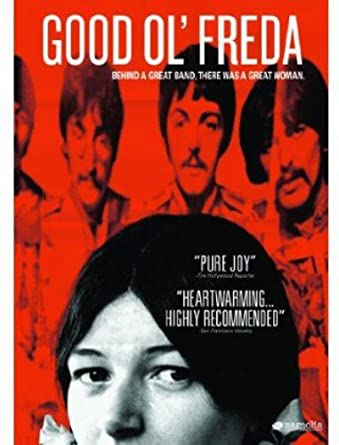 Amazon Good Ol Freda Kelly Paul McCartney John Lennon