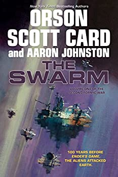 The Swarm by Orson Scott Card & Aaron Johnston science fiction and fantasy book and audiobook reviews