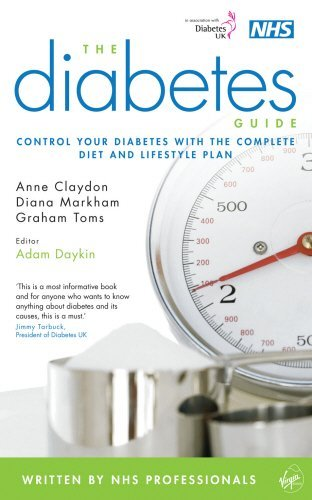 The Diabetes Guide by Anne Claydon (2009-02-05)