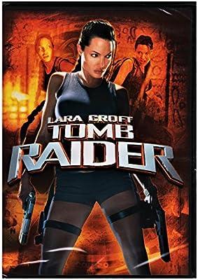 Amazon Com Lara Croft Tomb Raider Dvd Angelina Jolie Daniel