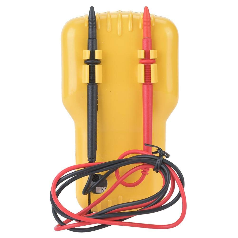 Mult/ímetro anal/ógico mult/ímetro anal/ógico port/átil de rango manual integrado con cubierta protectora