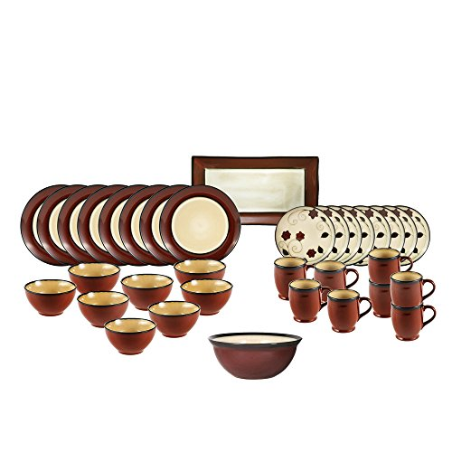 8 serving dish set - 8