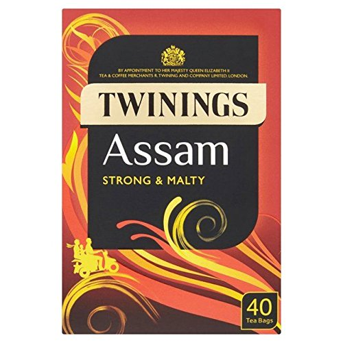 Twinings Assam Tea - Twinings Assam Tea Bags - 40's