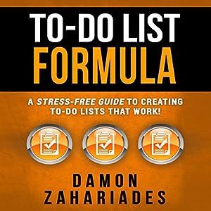 To-Do List Formula Audiobook
