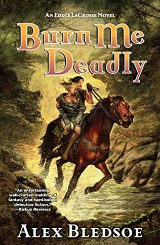 book cover of Burn Me Deadly
