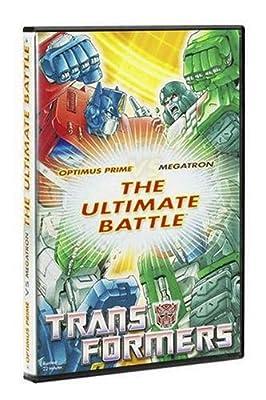 Transformers The Ultimate Battle ~ Optimus Prime VS Megatron