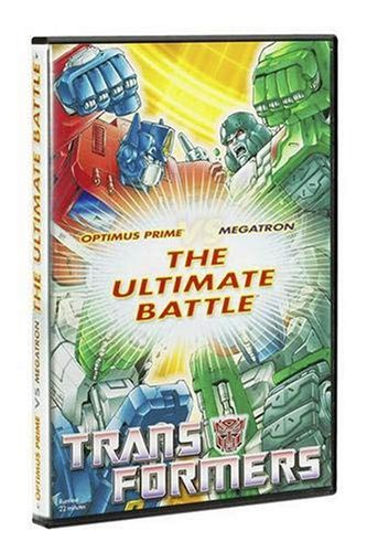 Transformers The Ultimate Battle ~ Optimus Prime VS Megatron ()