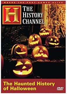the haunted history of halloween history channel ae dvd archives - Where Halloween Originated From