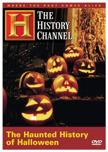 The Haunted History of Halloween (History Channel) (A&E DVD (The Haunted History Of Halloween Dvd)