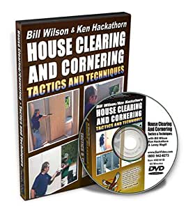 Wilson's House Clearing & Cornering Tactics & Techniques--DVD