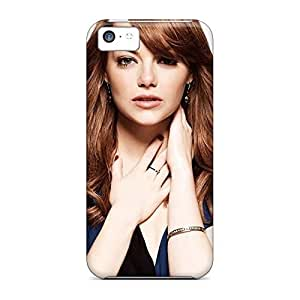 High Grade cell phone shells Iphone Hard Cases With Fashion Design Durability iphone 6 plus 5.5'' - emma stone 2013