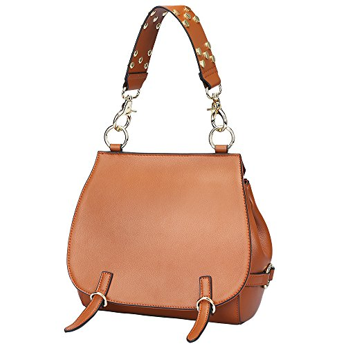 On Clearance - S-ZONE Women's Leather Handbags Purse ...